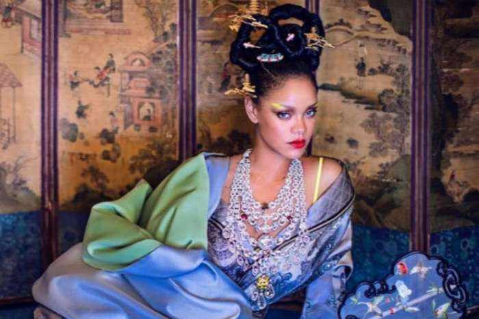 Rihanna Covers Harper's Bazaar China — Photos Go Viral