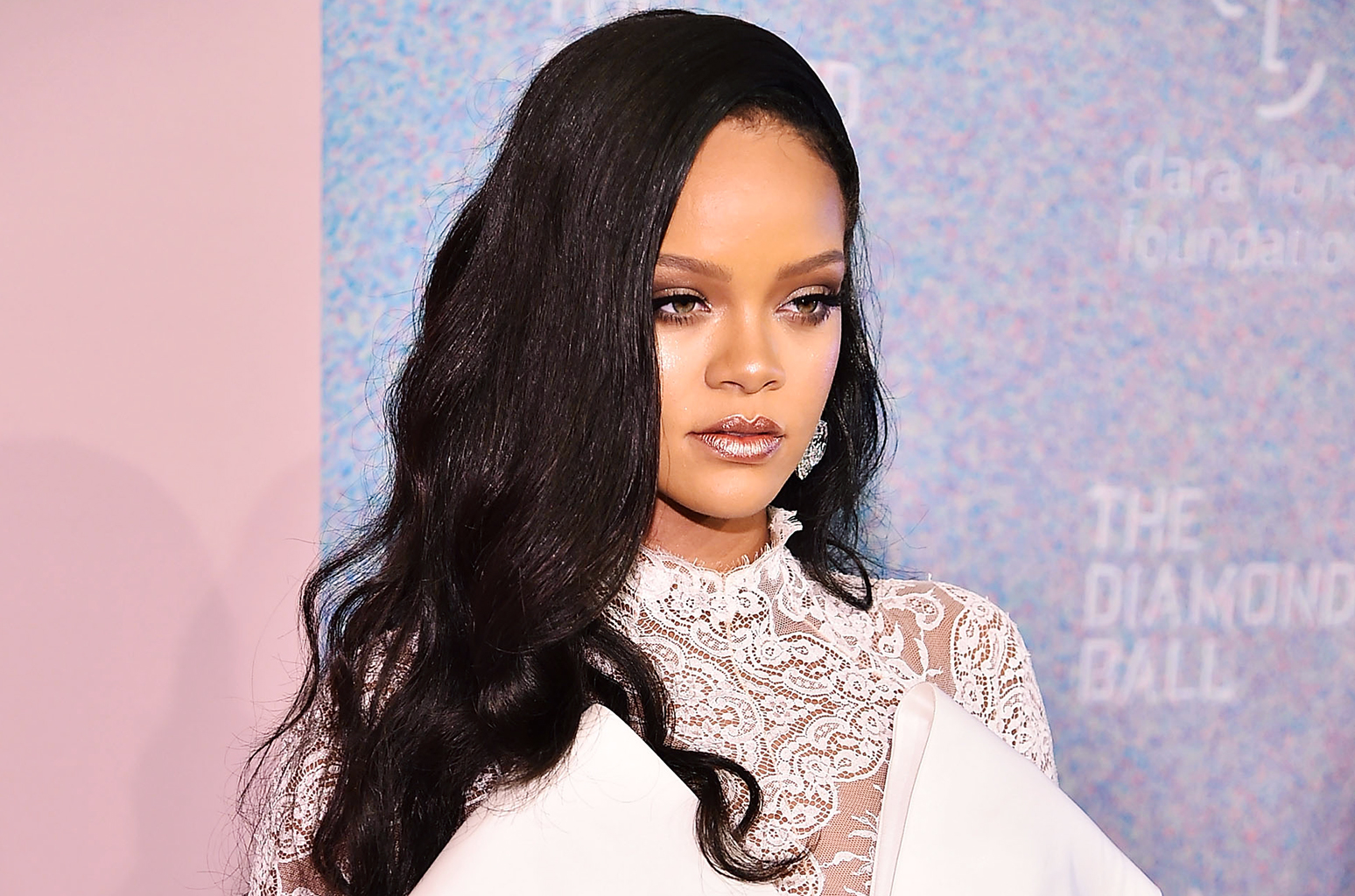 Rihanna Almost Dropped Her Phone After Finding Her Mini-Me Online