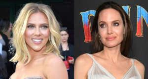 Scarlett Johansson Gushes Over Angelina Jolie Joining Marvel!
