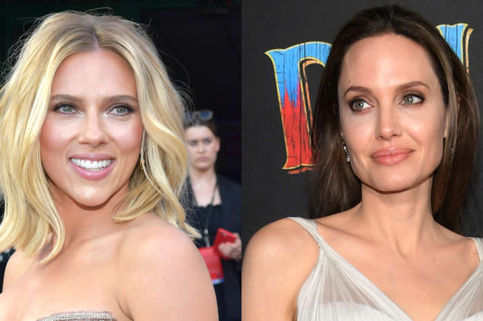 Scarlett Johansson Gushes Over Angelina Jolie Joining Marvel!