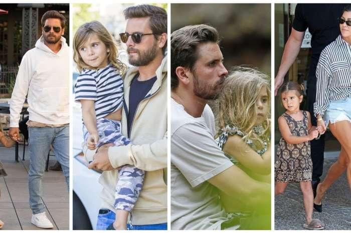 Scott Disick Fans Beg For Him And Kourtney Kardashian To Reunite After He Wishes Daughter Penelope A Happy Birthday!