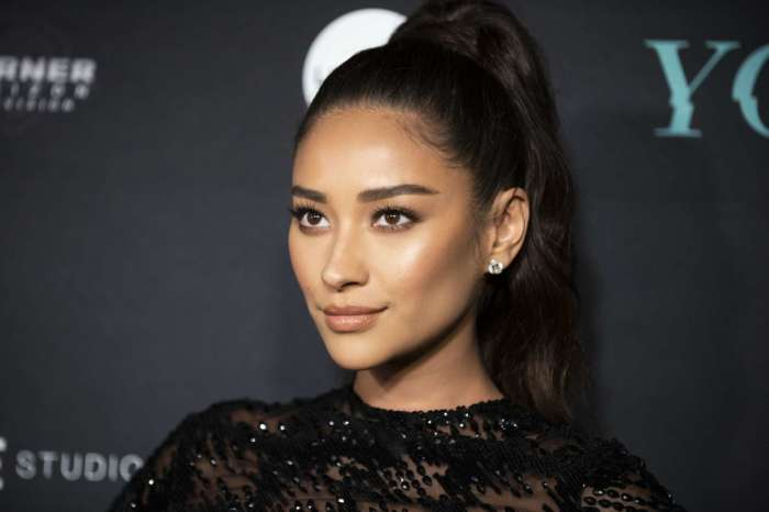 Shay Mitchell Has The Craziest Gender Reveal Party Ever - Check Out The Video!