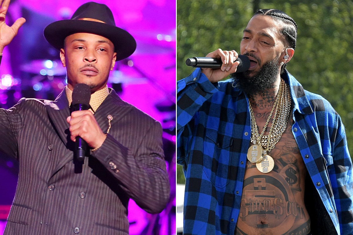 T.I. Remembers Nipsey Hussle With A Deep Message - Fans Get Emotional Reading It