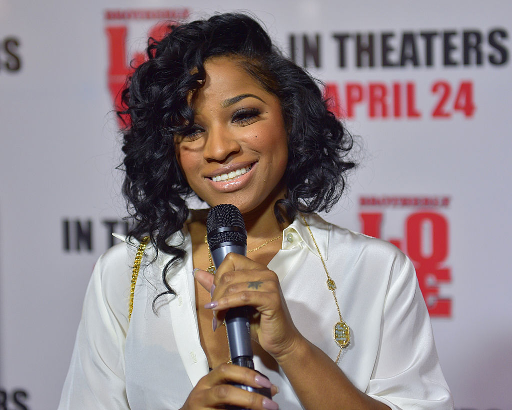 Toya Wright Reveals Her Latest Obsession