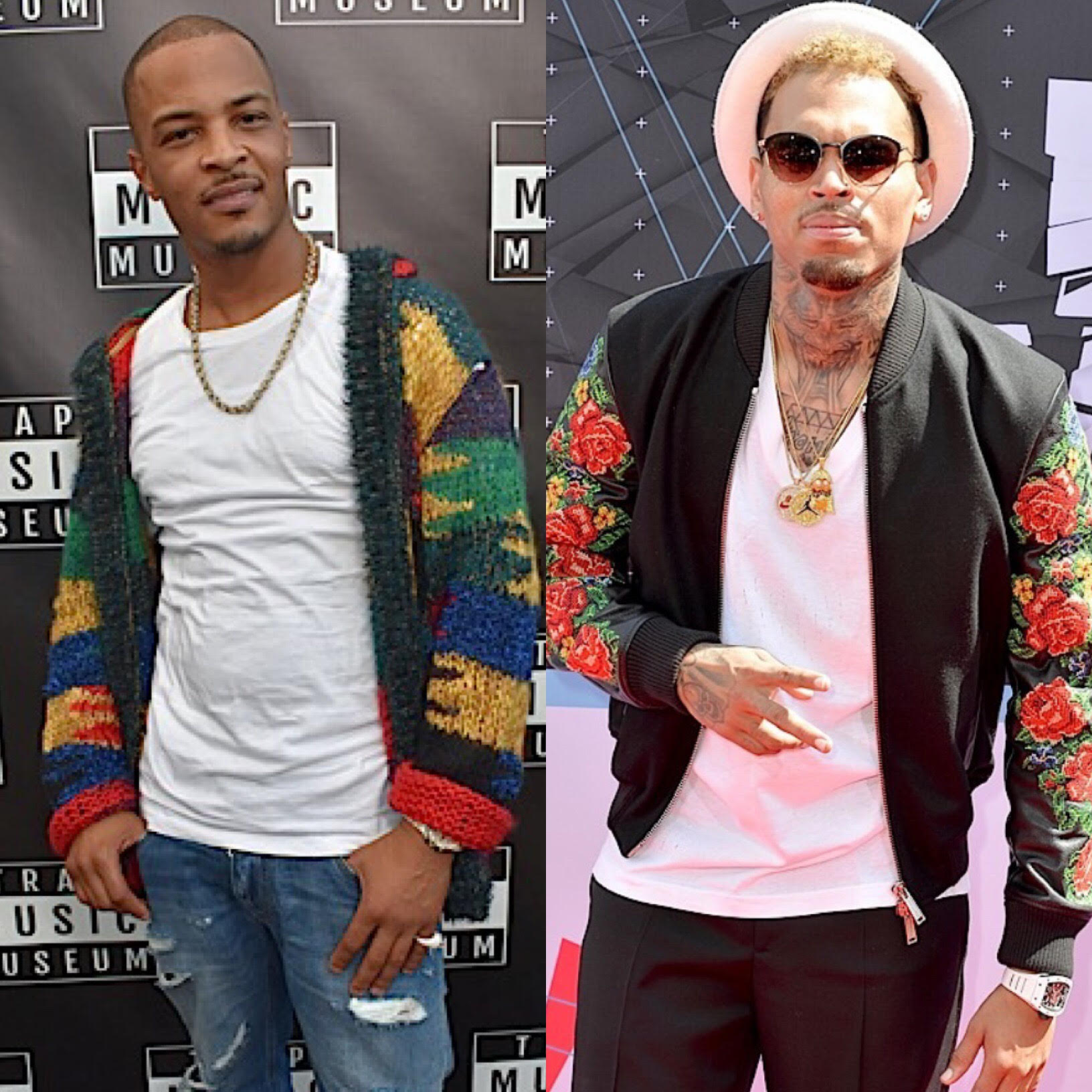 T.I.'s Fans Ask The Rapper Why He Hasn't Said Anything About The Latest Chris Brown Drama