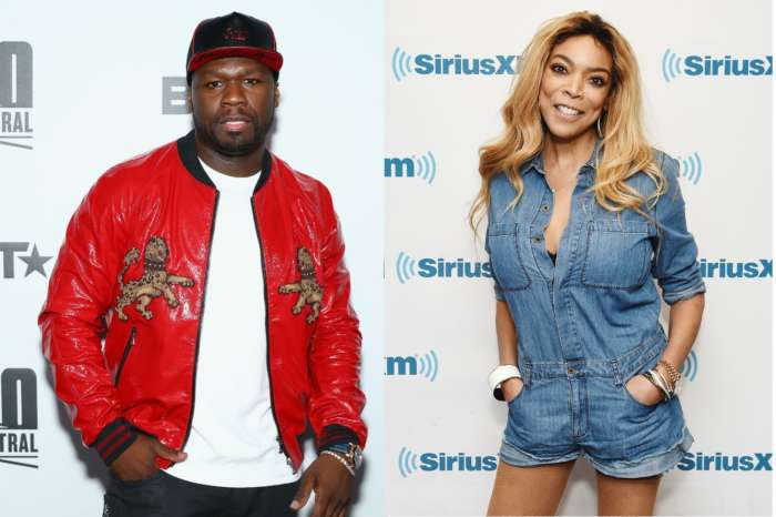 50 Cent Addresses His Feud With Wendy Williams - Find Out What He Had To Say