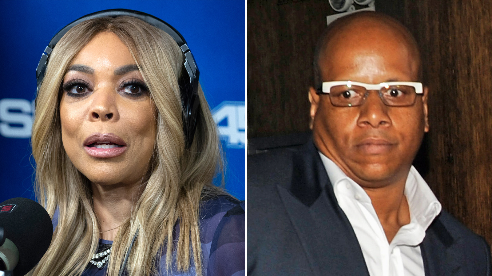 Wendy Williams Cries When Asked About Estranged Husband Kevin Hunter: 'Don't Ask'