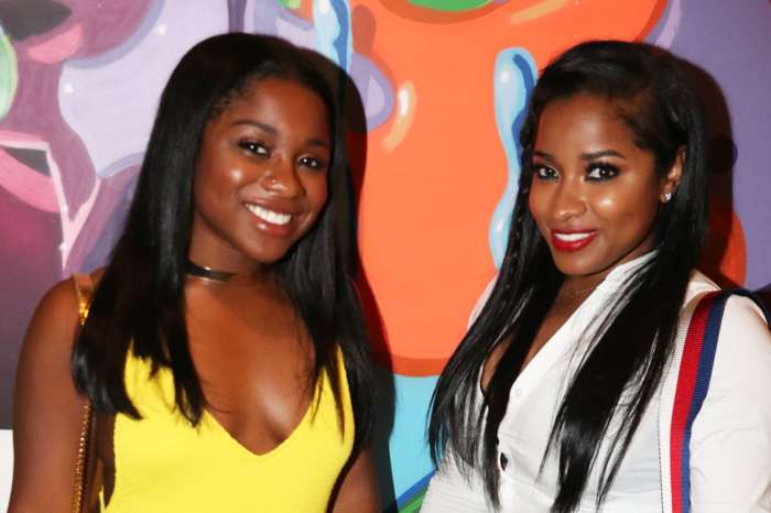Toya Wright And Reginae Carter Are Spreading Vacation Vibes - Check Out Their Beach Bodies In Amazing Pool Pics