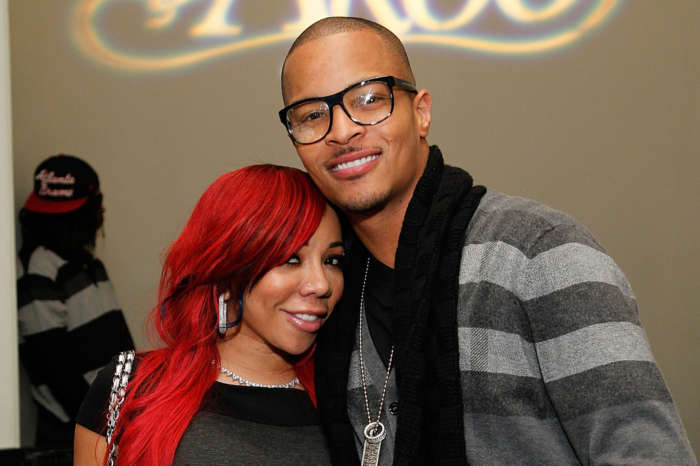 T.I. Is The Master Of Magenta Together With Gorgeous Tiny Harris - See Their Latest Pics Together