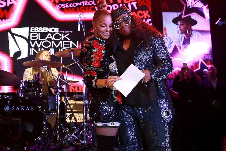 Missy Elliott Praises Janet Jackson For Her Emotional Message That She Sent Her