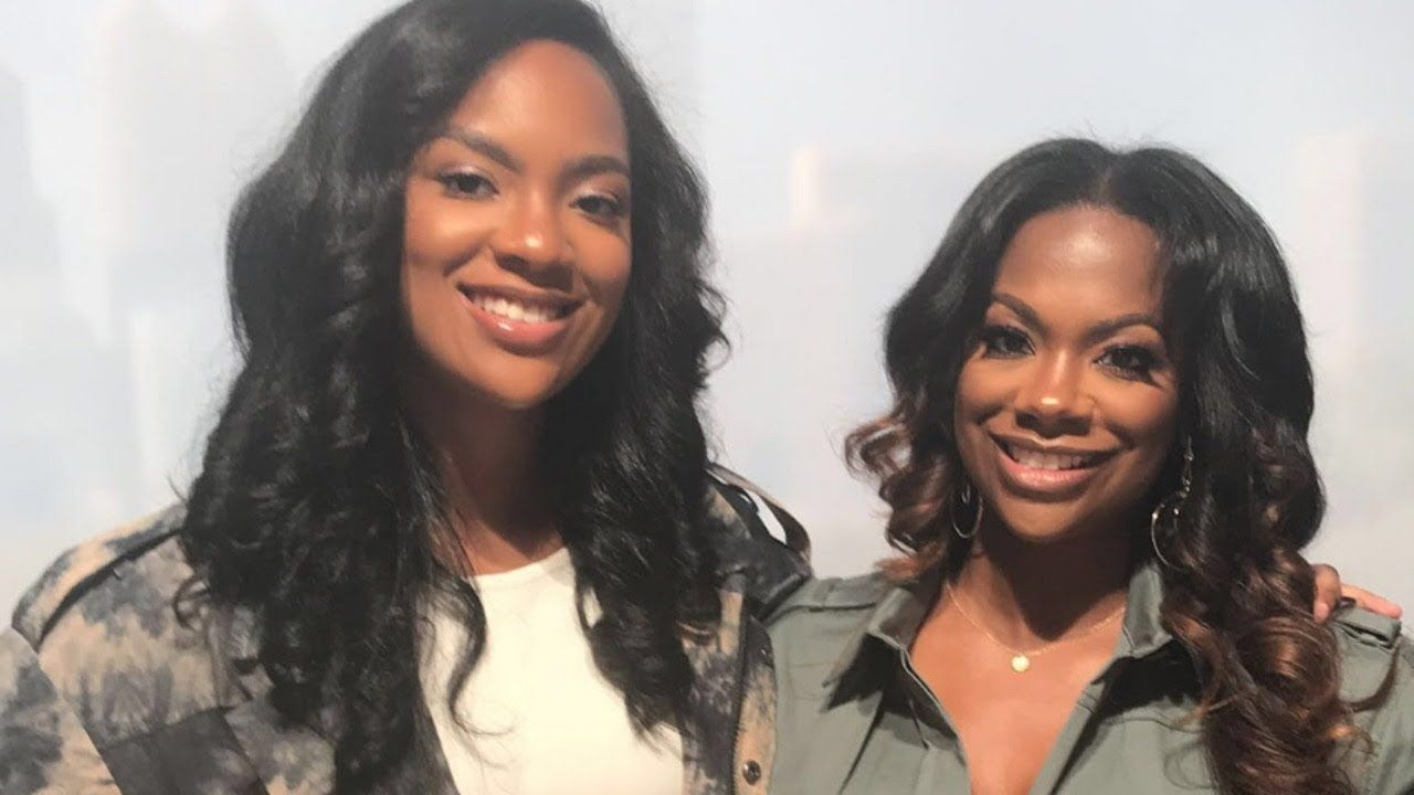 Kandi Burruss Announces Fans That Today Is Riley Burruss' First Day Of The Last Year Of High School