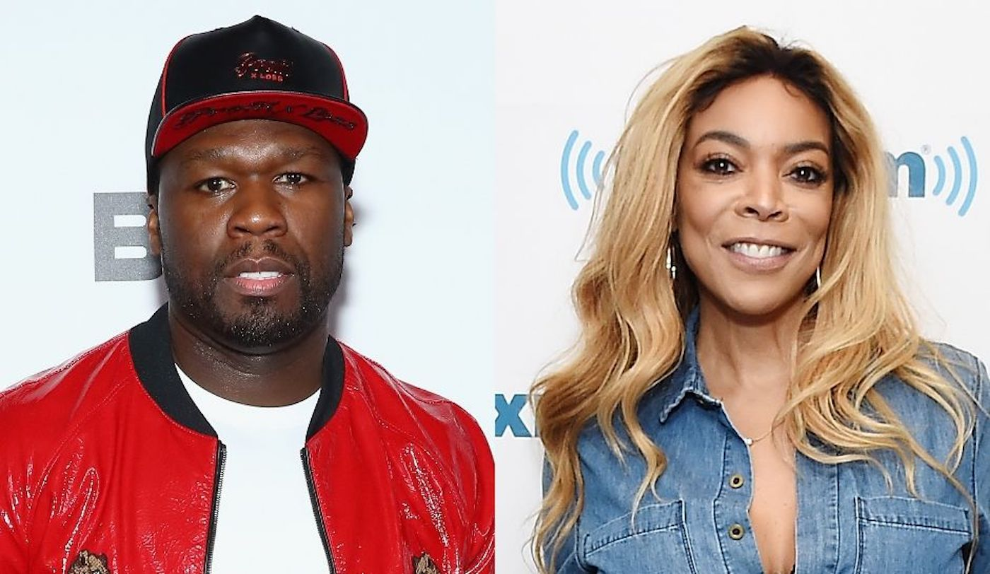 Wendy Williams Vs. 50 Cent – What Can She Do To Stop His Attacks?