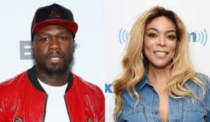 50 Cent Brags About Blocking Nemesis Wendy Williams From Attending His Pool Party