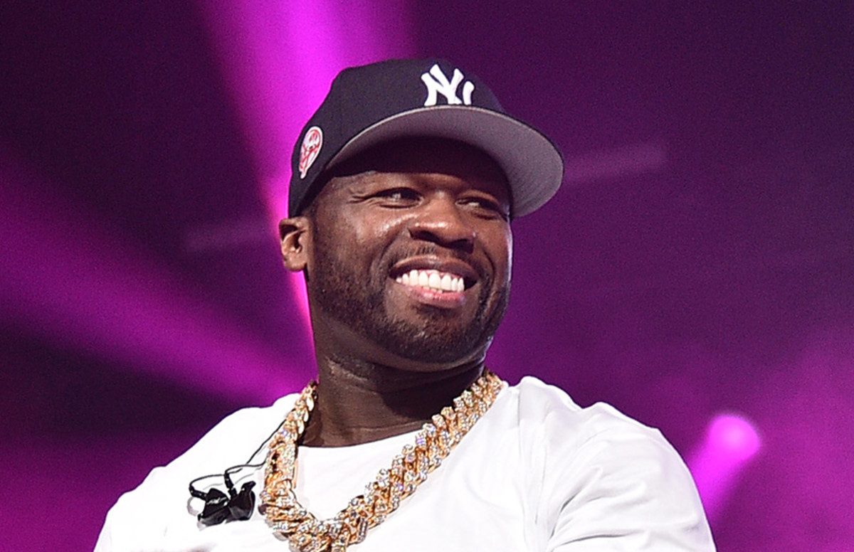 50 Cent Steps Out With His Alleged GF And Fans Are Praising Her Beauty - See The Pics
