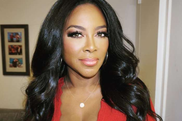 Kenya Moore's Latest Pics With Baby Brooklyn Have Fans In Awe