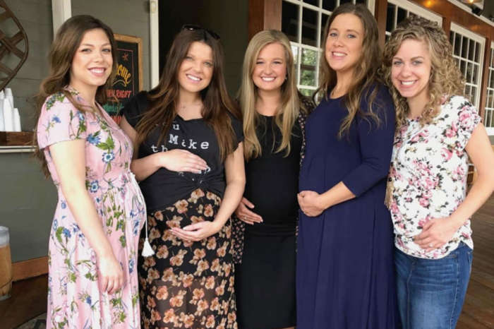 All Of The Pregnant Counting On Stars Got Together To Break The Internet