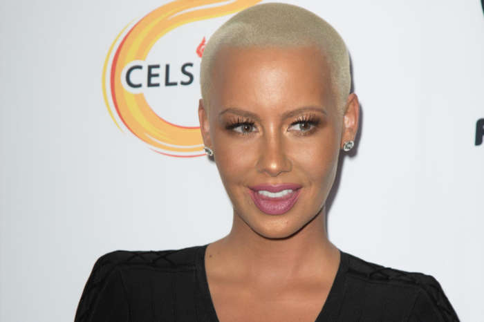 Amber Rose Slams Toxic Friends On Instagram - Claims Her Friends Slept With Her BFs Behind Her Back