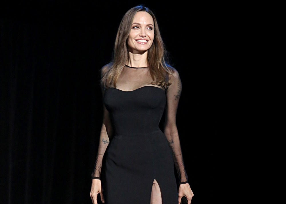 Angelina Jolie Opens Up About Not Feeling Strong During Disney's D23 Expo — Was She Speaking About ...