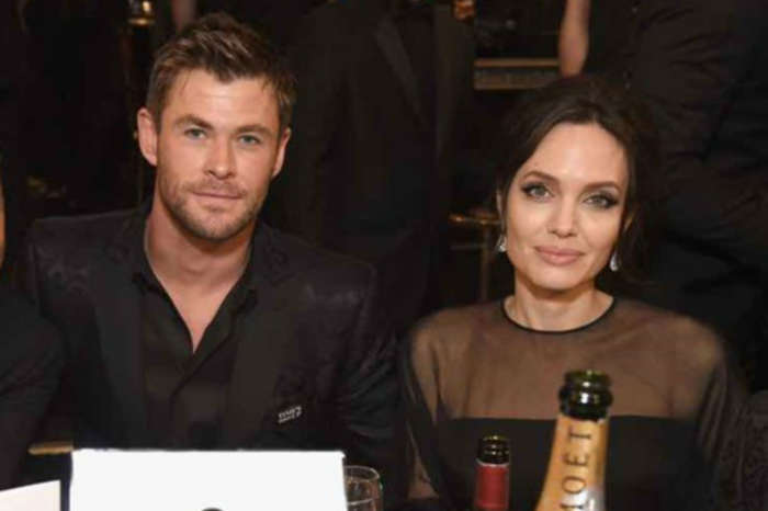 Angelina Jolie Reportedly Compared Chris Hemsworth To A Young Brad Pitt