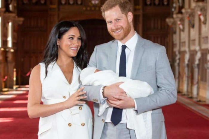 Archie Harrison Reportedly Looks Just Like Prince Harry With His Red Hair