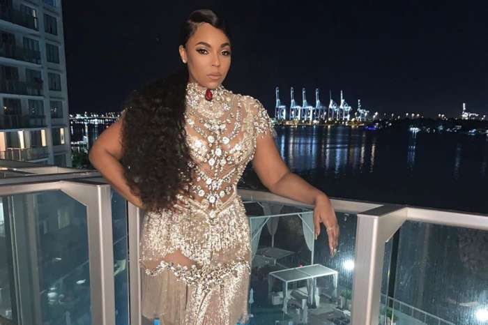 Fat Joe Calls Out Ashanti For Parading Around In Barely-There Peacock Bathing Suit In New Pictures