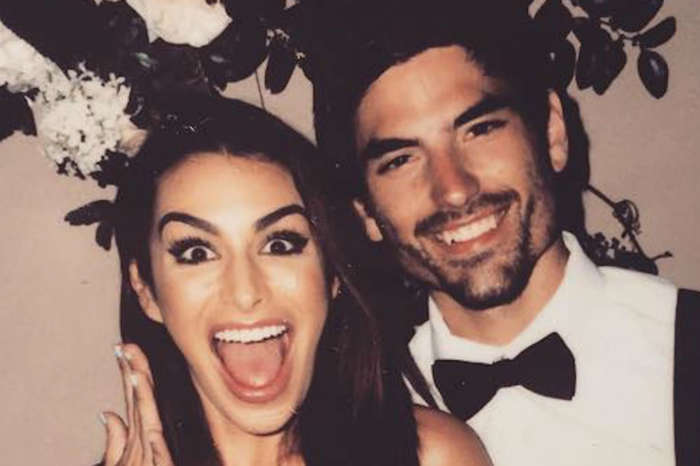 Bachelor In Paradise Alums Ashley Iaconetti And Jared Haibon Get Married In Fairytale Wedding