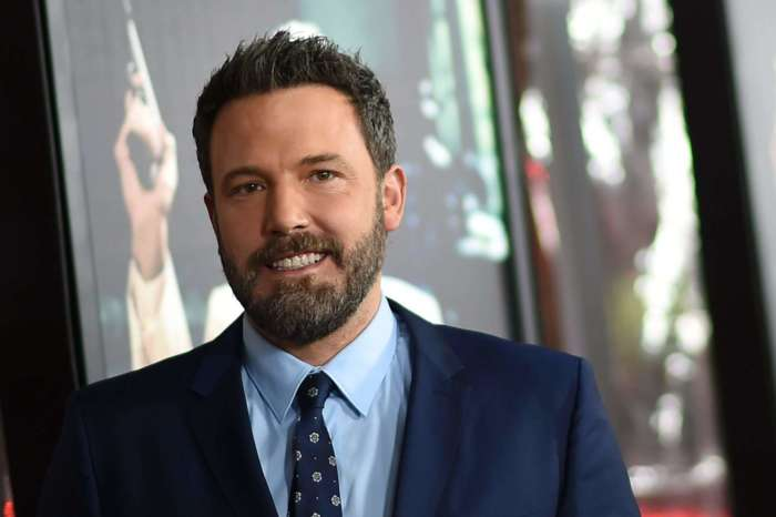 Ben Affleck Hits 1 Year Of Sobriety Following Rehabilitation For Alcoholism