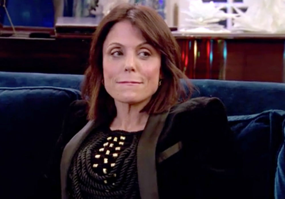Bethenny Frankel Really Left RHONY Over A Contract Dispute