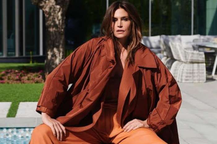 Cindy Crawford Poses In A Two-Piece Bathing Suit And Some Say She Is Too Old — Supermodel Is Age Shamed
