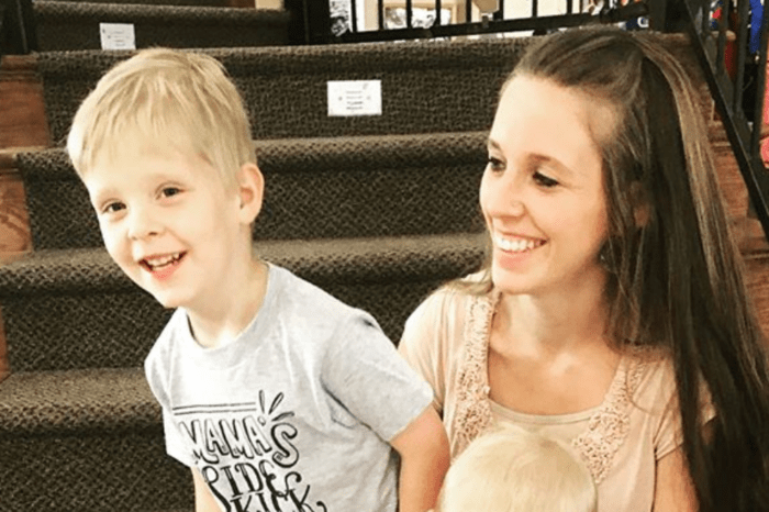 Counting On Fans Slam Jill Duggar For Allowing 4-year-Old Israel To Wear This