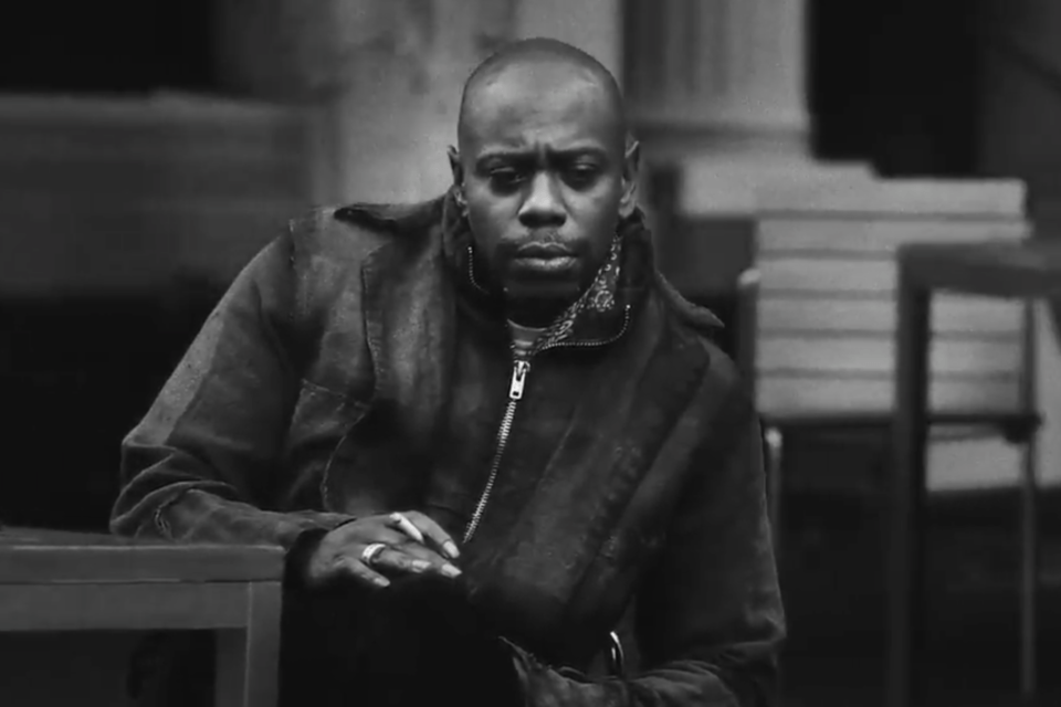 Dave Chappelle Releasing Brand New Netflix Special Soon - Sticks And Stones