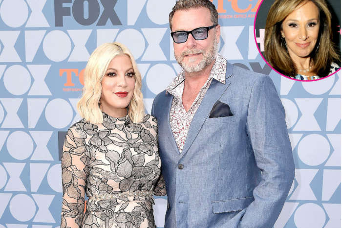 Dean McDermott Blasts 'Unclassy' Reporter Rosanna Scotto After Tori Spelling Was Ambushed With Financial Questions