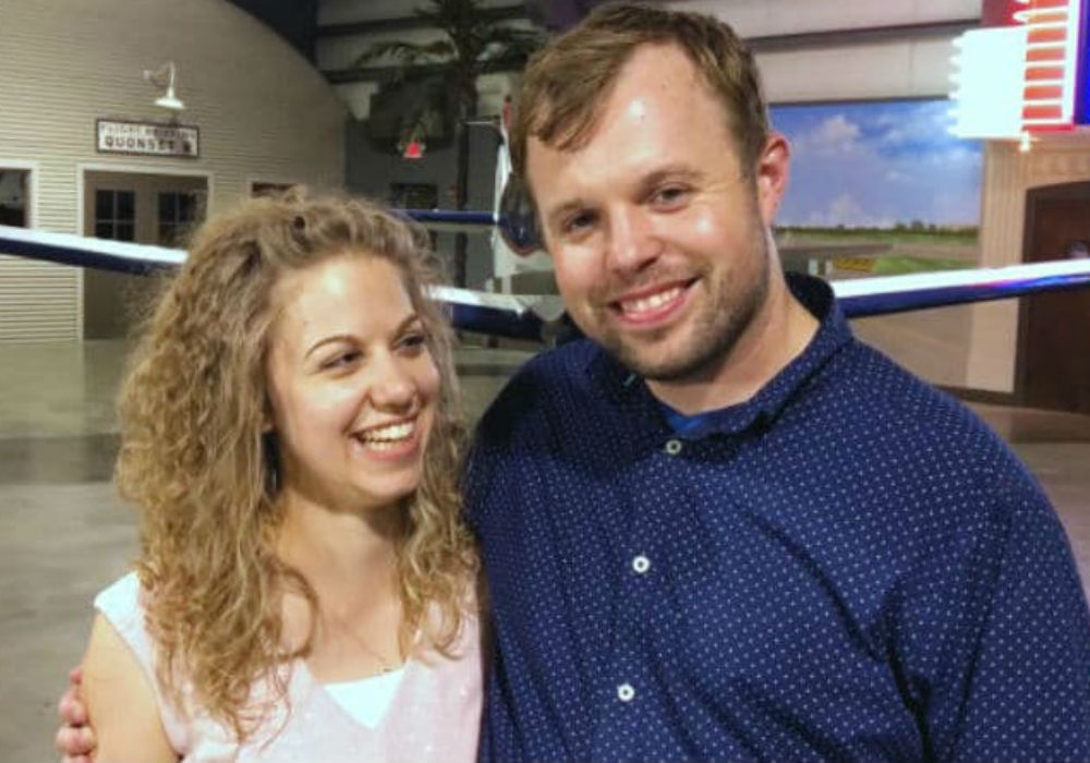 Did Counting On Stars John David Duggar And Abbie Grace Burnett Just Reveal They Are Having A Girl_