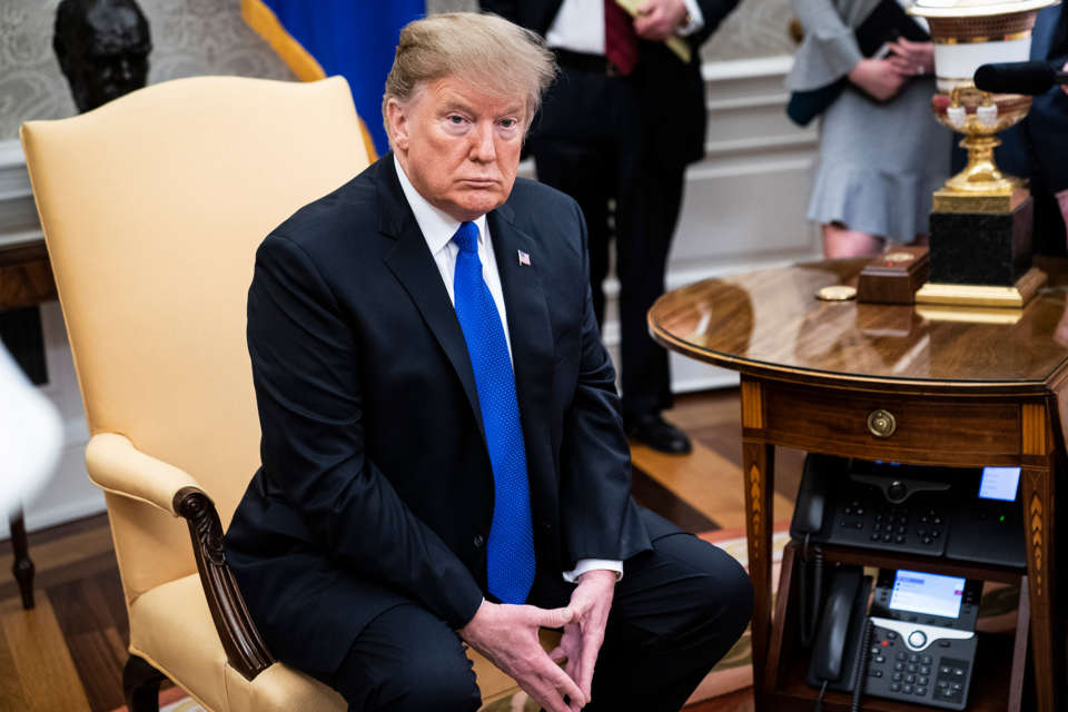 Donald Trump Tells Frank Dawson, A Retired Navy Veteran Supporter, He Has A Serious Weight Problem And To Go Home And Start Exercising In Viral Video