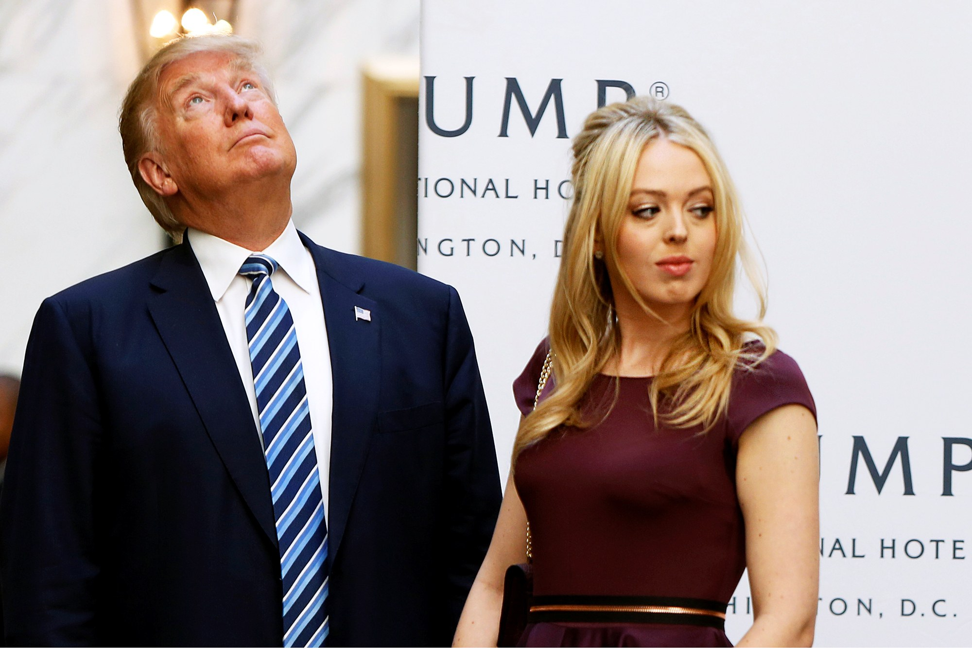 """donald-trump-denies-he-hates-taking-pics-with-daughter-tiffany-because-she-is-overweight"""