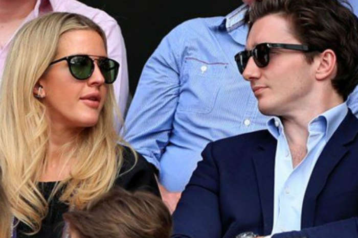 Ellie Goulding Is Married Singer Wed Longtime Boyfriend Caspar Jopling