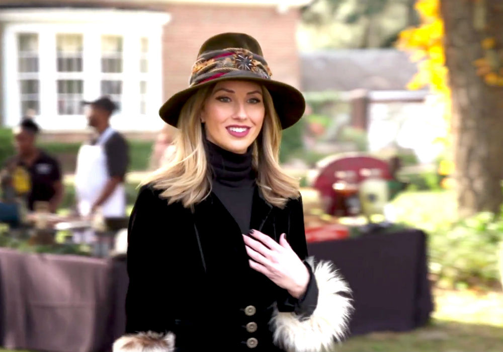 Former Southern Charm Star Ashley Jacobs Clinging To Her 15 Seconds Of Fame In Bizarre New Video