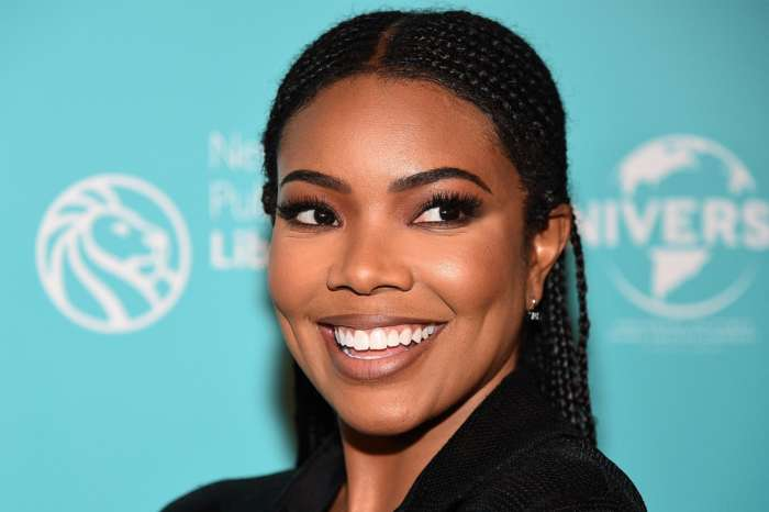 Gabrielle Union Responds To Mom-Shamers - Explains Why She Has No Regrets Over Working 9 Months After Having Her Daughter