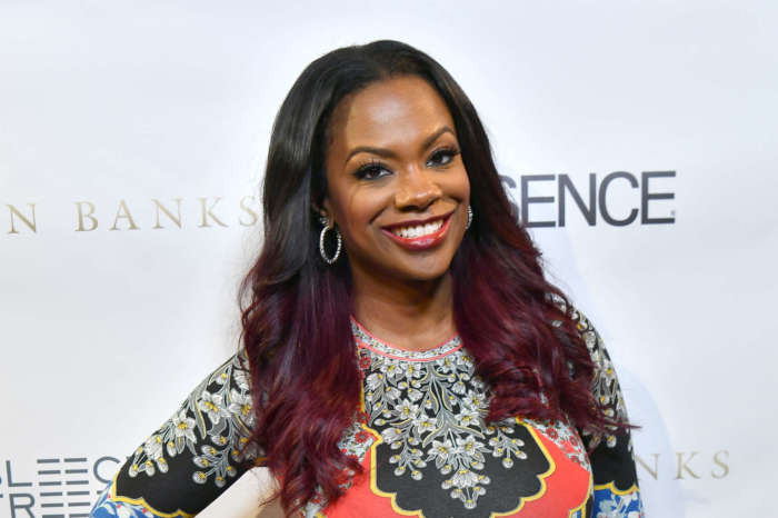Kandi Burruss Shares A Throwback Pic To Flaunt Her Short Hairdo