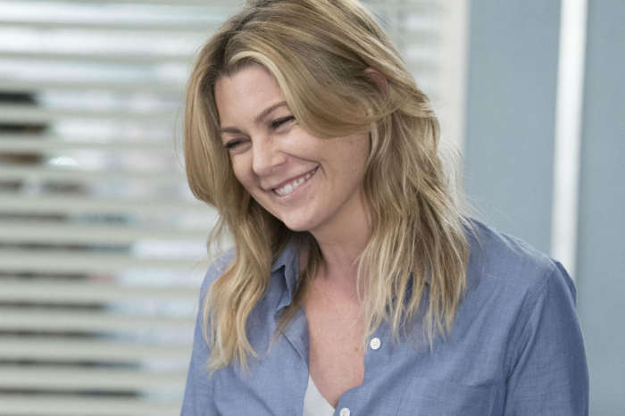 Grey's Anatomy Star Ellen Pompeo Gives Fans A First Look At Season 16