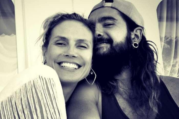 Heidi Klum Shares Suggestive Photos As She Enjoys Honeymoon With Tom Kaulitz In Italy