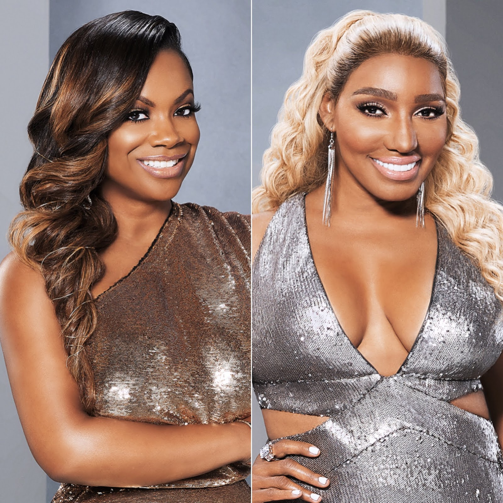 Kandi Burruss Just Confirmed That NeNe Leakes Wants TO Make Things Better With The RHOA Cast
