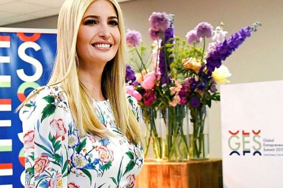 Ivanka Trump Faces Backlash Over Her Latest Tweet, Some Say She Is Paying For Her Father's Sins
