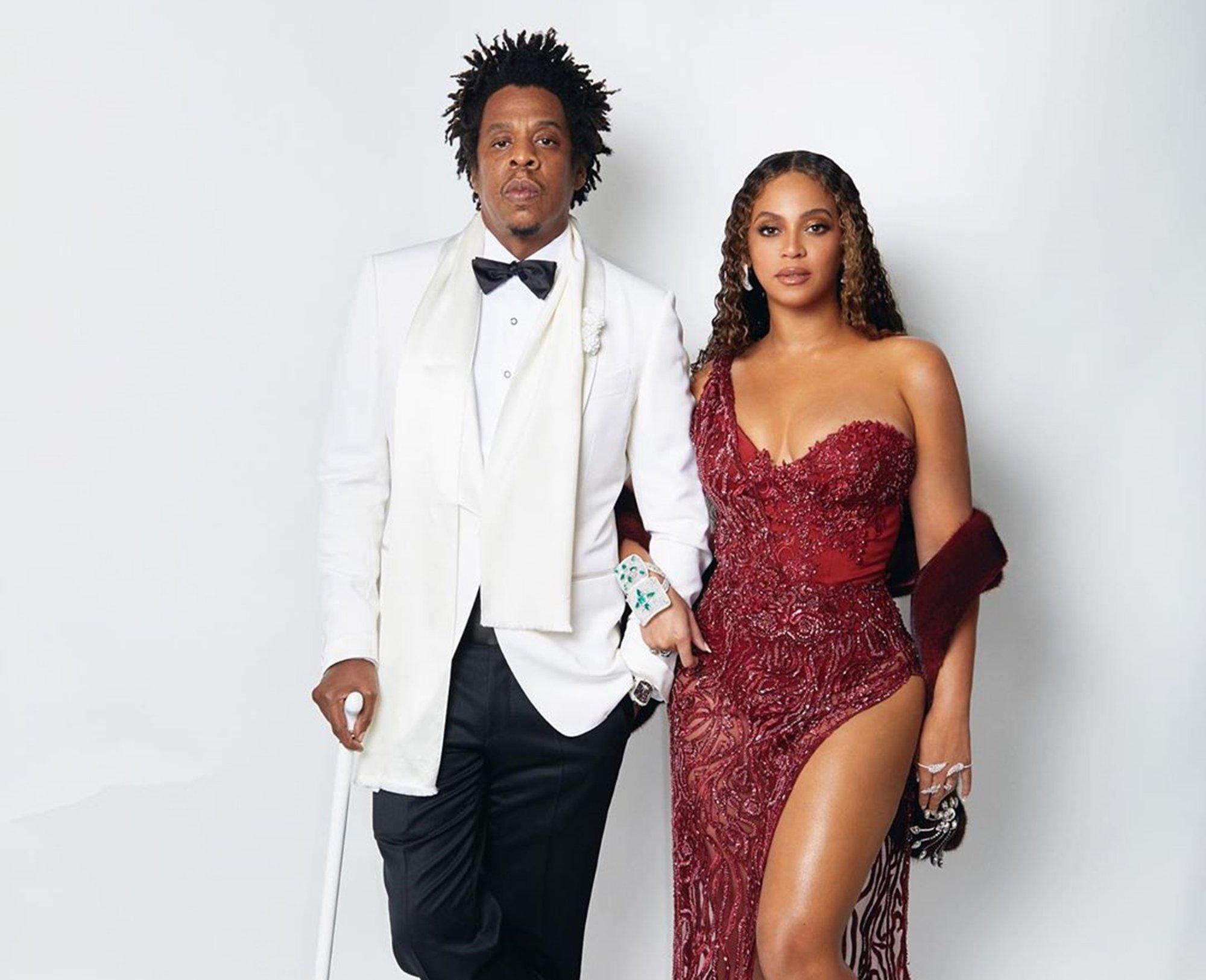 Jay-Z Beyonce Intruder Bodyguards Police