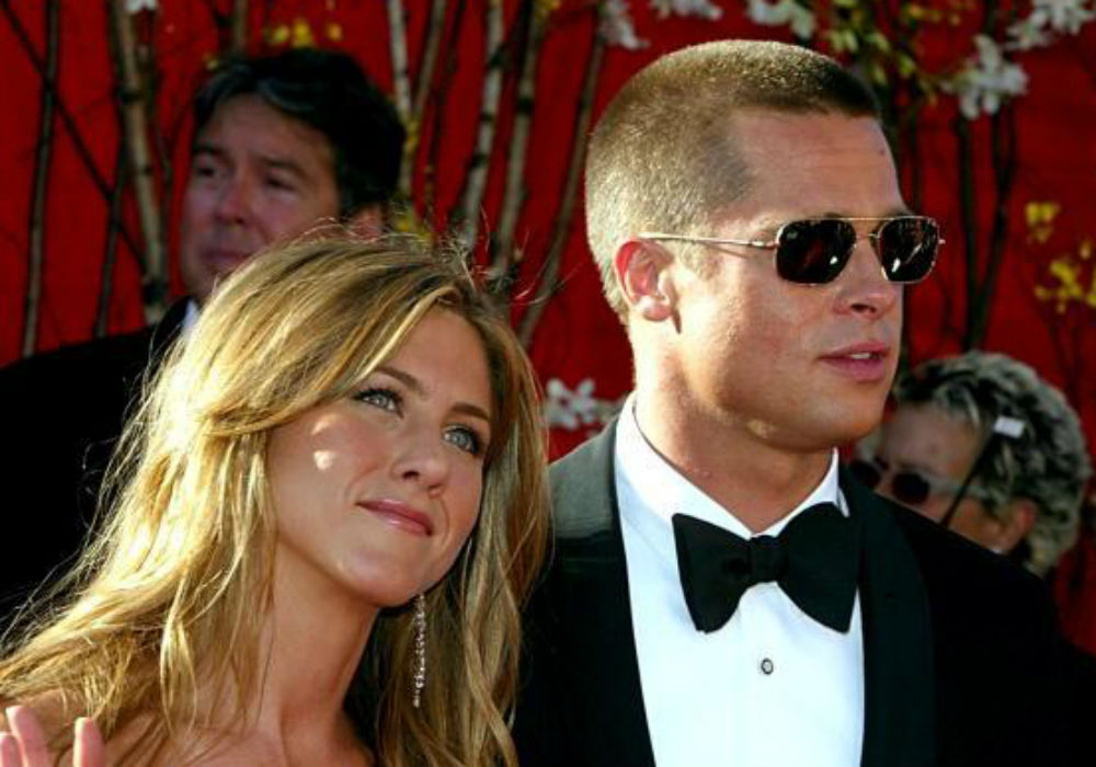 """jennifer-aniston-and-brad-pitt-reportedly-still-talk-occasionally"""