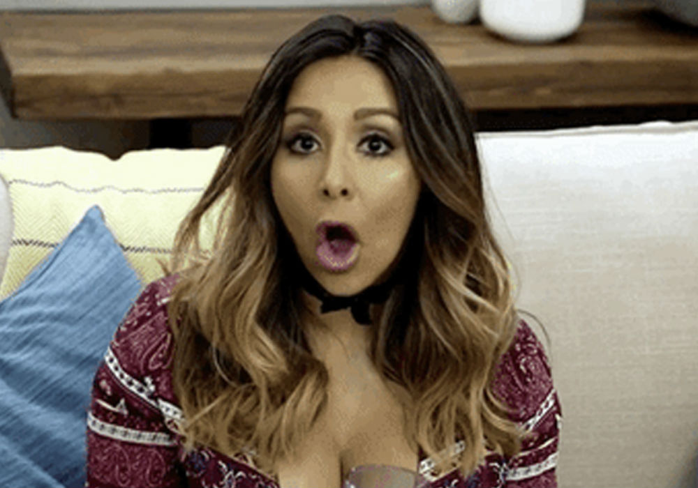 Jersey Shore Star Snooki Claims Her Latest Breakdown Is All Lies
