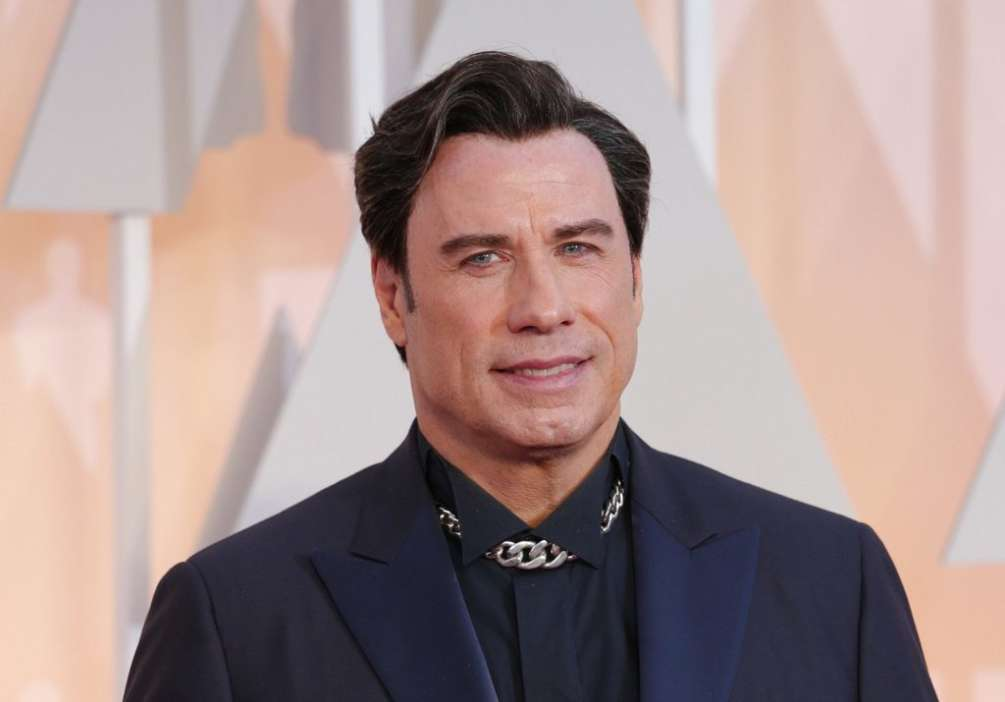 John Travolta has an admirably positive spin on his perceived VMAs flub