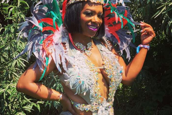 Kandi Burruss Goes To Caribbean-Style Carnival -- Her Twerking And Whining Abilities Are Criticized After Sharing This Video; Todd Tucker Will Say Otherwise