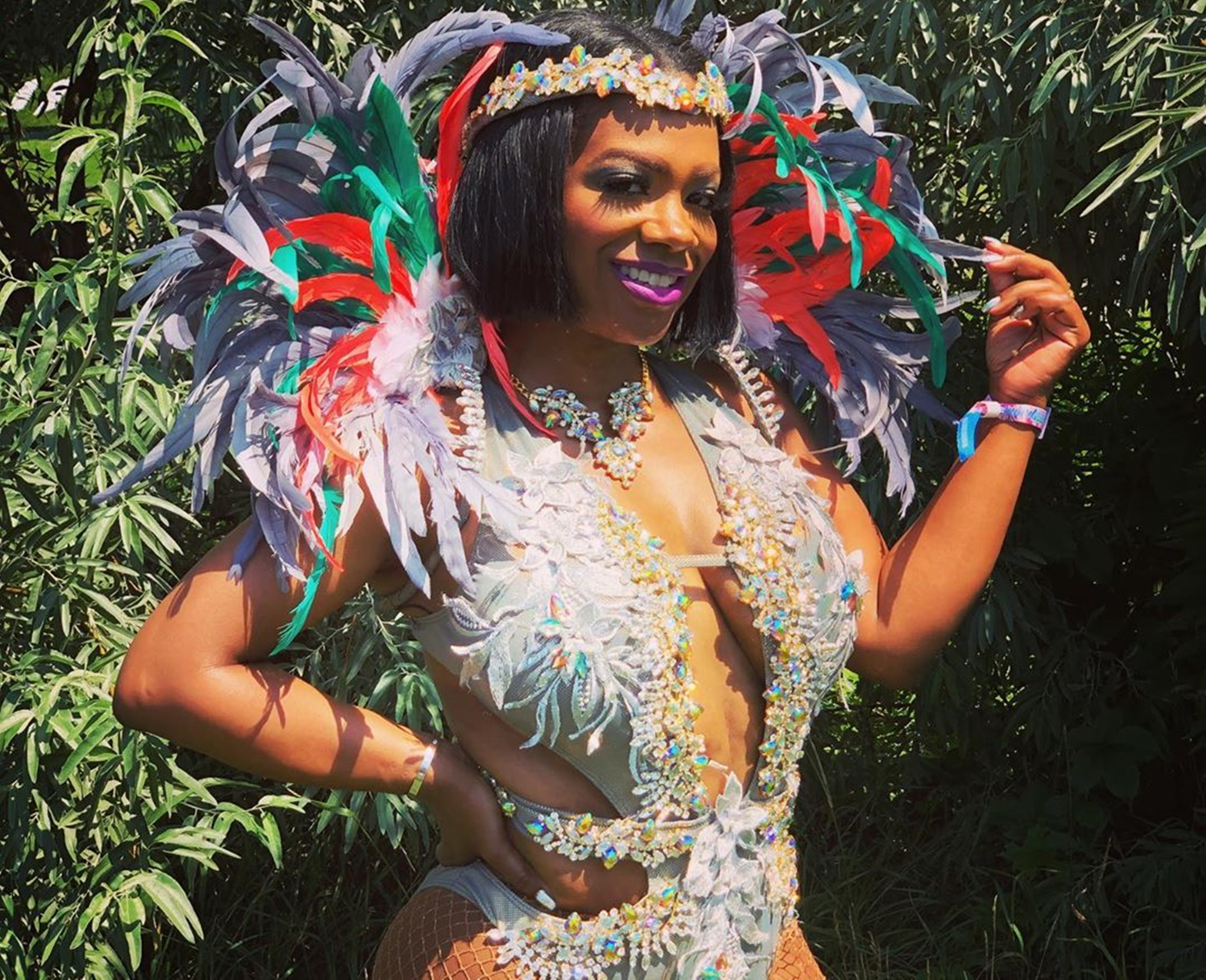"""kandi-burruss-goes-to-caribbean-style-carnival-her-twerking-and-whining-abilities-are-criticized-after-sharing-this-video-todd-tucker-will-say-otherwise"""