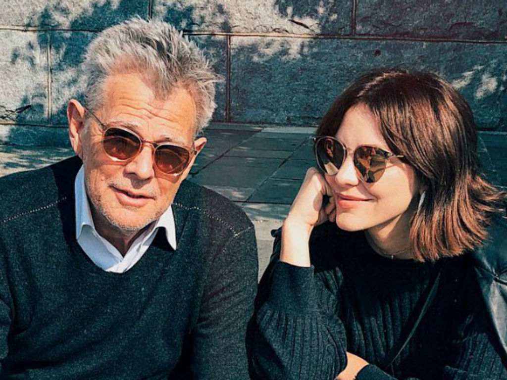 Katharine Mcphee And Husband David Foster Are Ready For Baby His Grown Kids Are Thrilled For Couple Celebrity Insider